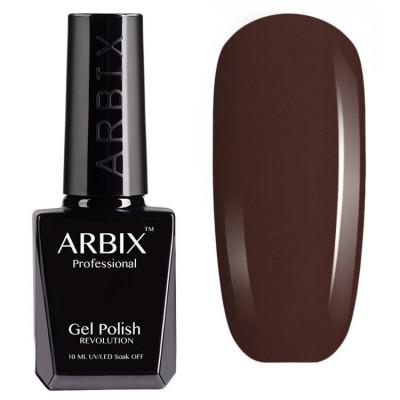 Гель-лак Arbix №204 Американский Брауни, 10 мл
