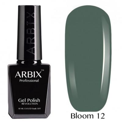 Гель-лак Arbix №12 Амазонка Bloom, 10 мл