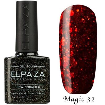 Гель-лак Elpaza Magic №32 Феникс 10 мл