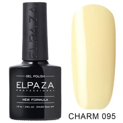 Гель лак Elpaza Charm №095 Лимонный пирог 10мл