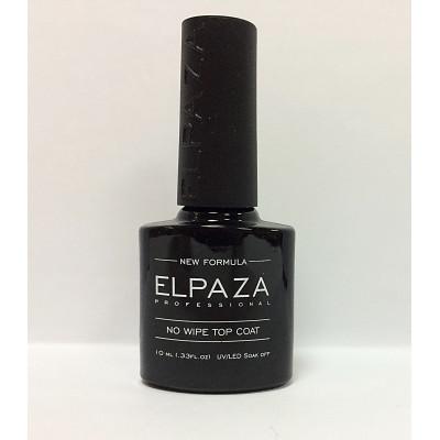 Elpaza, Топ без липкого слоя, No Wipe Top Coat, 10 мл