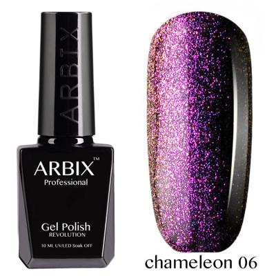 Гель-лак Arbix №006 Chameleon, 10 мл