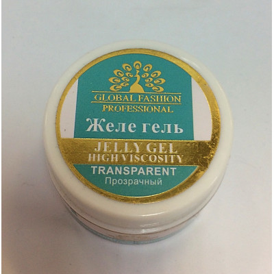 Global Fashion, Моделирующий гель желе высокой вязкости, 15 гр