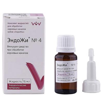 ЭндоЖи №4 кровоостанавливающий препарат, 15мл
