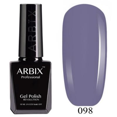 Гель-лак Arbix №098 Безмятежность, 10 мл