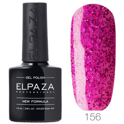 Гель лак Elpaza 156 Розовый бриз 10мл