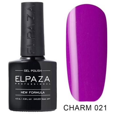 Гель лак Elpaza Charm №021 Фианит 10мл