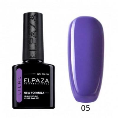 Гель-лак Elpaza Lilac №05 Пурпурный клён, 10 мл.