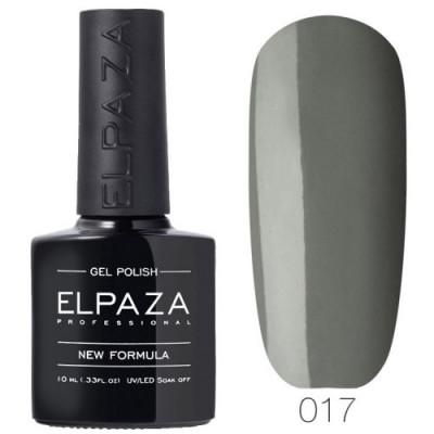 Гель лак Elpaza 017 Тёмная Византия 10мл