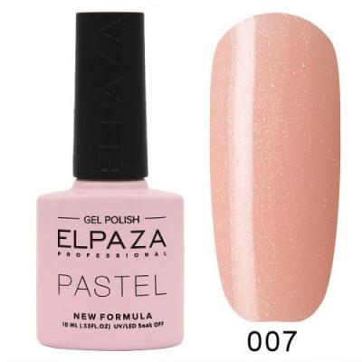 Гель-лак Elpaza Pastel №7 Валенсия 10 мл