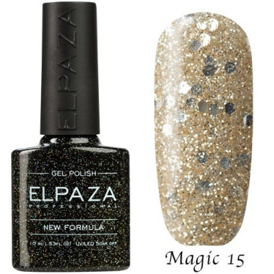 Гель-лак Elpaza Magic №15 Газировка 10 мл