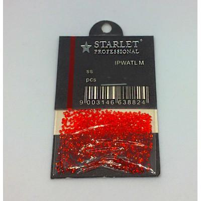 Starlet Professional, Кристаллы PIXIE, ярко-красный
