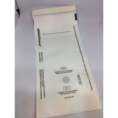 DGM Steriguard, Пакет для стерилизации инструмента 100х200, 1 шт
