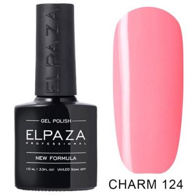 Гель лак Elpaza Charm №124 Алиса 10мл