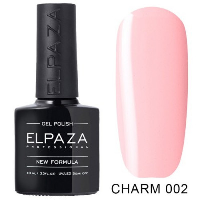 Гель-лак Elpaza Charm №002 Балерина 10 мл
