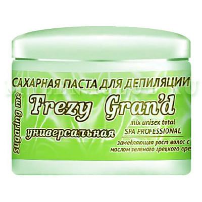 Frezy Grand, Сахарная паста-карамель для депиляции, универсальная