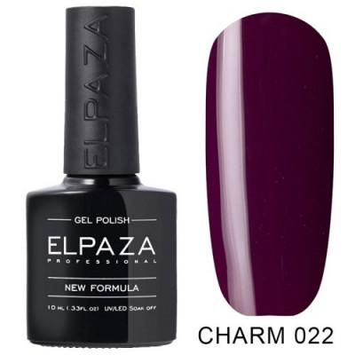 Гель лак Elpaza Charm №022 Элексир 10 мл