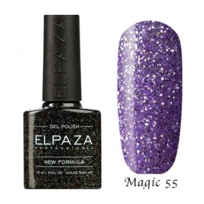 Гель-лак Elpaza Magic №55 Волшебная иллюзия 10 мл