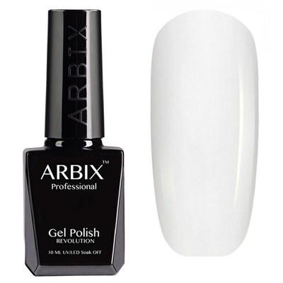 Гель-лак Arbix №001 Белый, 10 мл