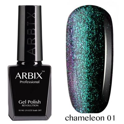 Гель-лак Arbix №001 Chameleon, 10 мл