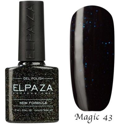 Гель-лак Elpaza Magic №43 Ночное рандеву 10 мл