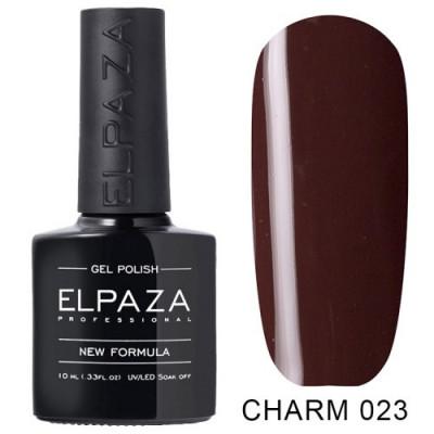 Гель лак Elpaza Charm №023 Трюфель 10мл
