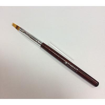 Starlet Professional, Кисть для дизайна, деревянная ручка