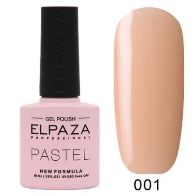 Гель-лак Elpaza Pastel №1 Симфония 10 мл