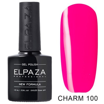 Гель лак Elpaza Charm №100 Калифорния 10мл