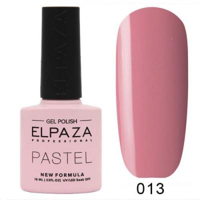 Гель-лак Elpaza Pastel №13 Пион 10 мл